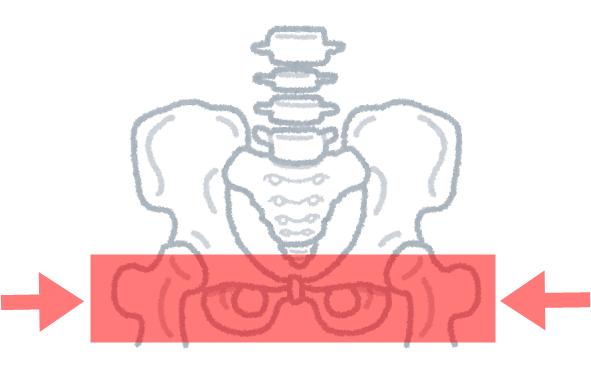 pelvic-belt